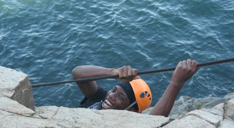 Fun over water