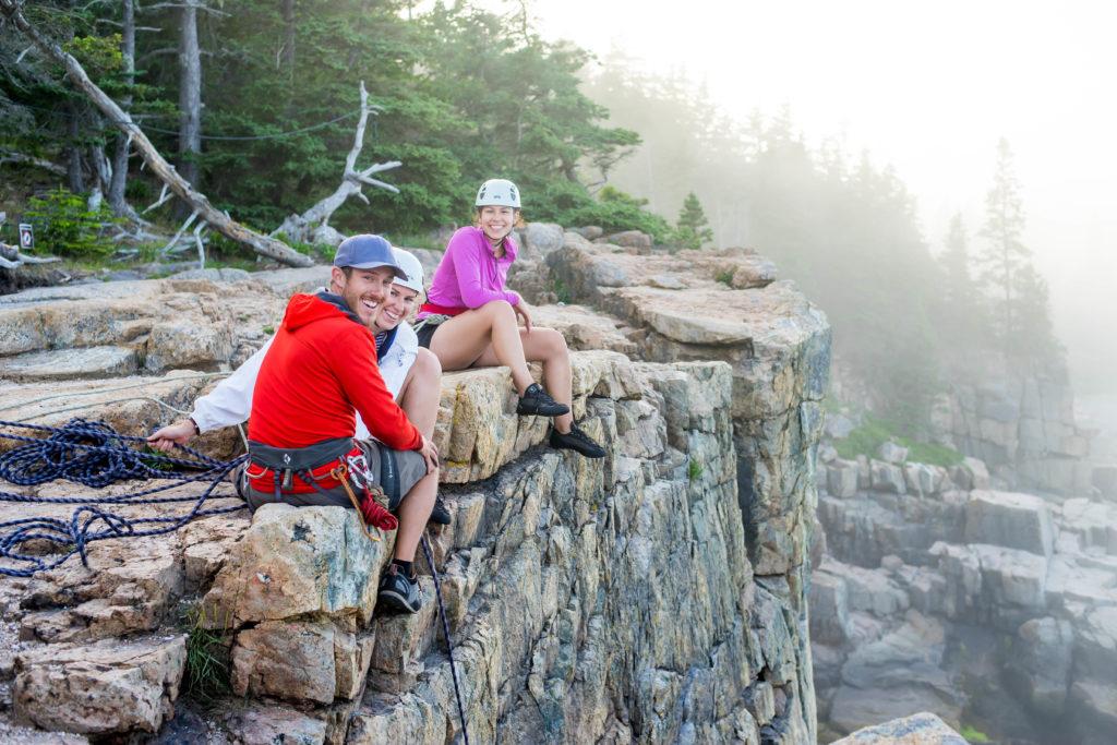 AMG otter Cliffs