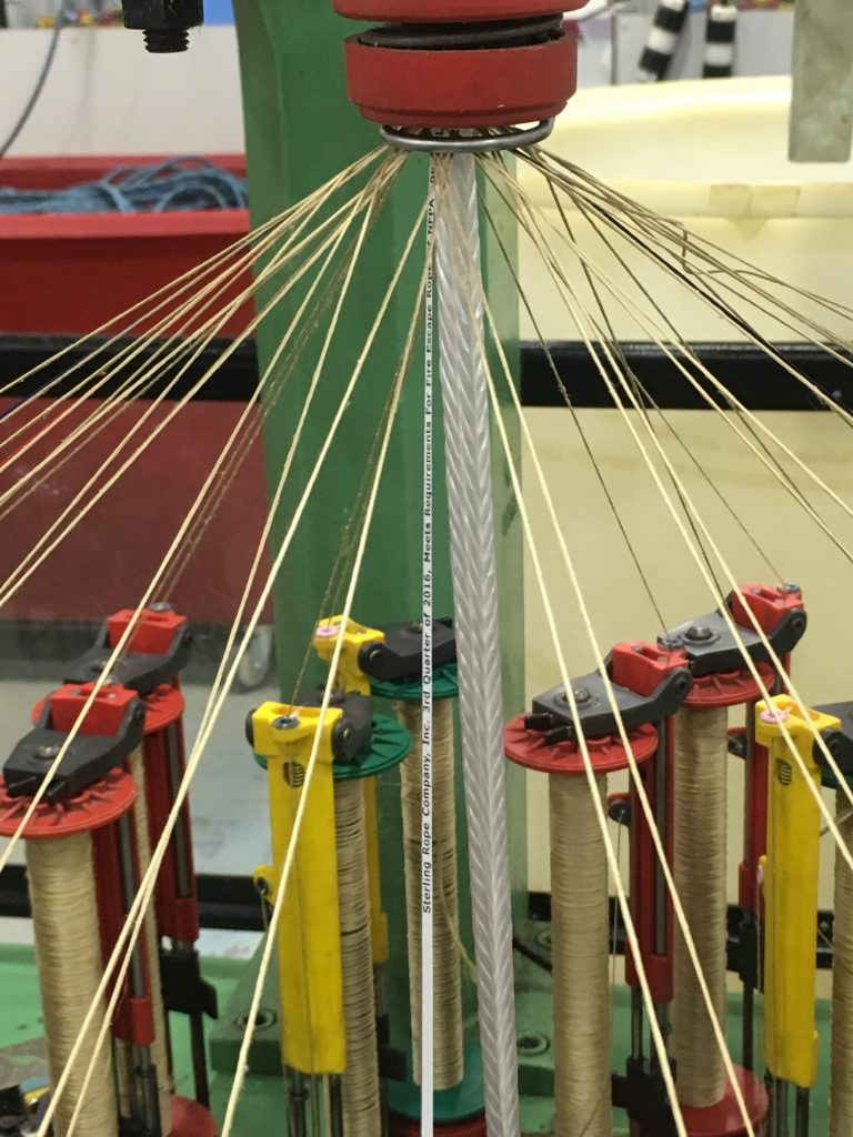 A visit to Sterling rope